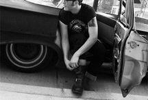 Rockabilly Guys / by Rockin' Ramzi's