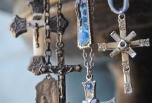 Rosaries and Crucifixes / by Susan Cornecelli Smith