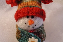 Christmas  ::   Crafts  ::  Decor / by Shelley Schwarz