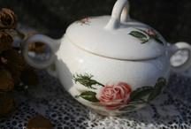 Vintage Sugar Bowls / by Imperial Sugar