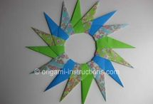 Paper crafts - Origami  / by Elisa ♥CuorHome♥