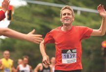Just gotta keep running, running.... / by Christine Uptain