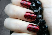 Nails / A board dedicated to nail colours and designs I'd like to mimic.  / by Hilary Flint