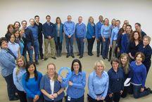 AADE Staff @ Work / Behind the scenes at AADE!  / by American Association of Diabetes Educators