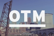 OTM - On the Map Video Series / On the Map is a video series featuring the people and places that make Cleveland a creative, culturally rich, and inspiring place to live and work. / by Go Media