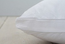 Luxury Pillows / Sleep easy with one of our luxury pillows. / by Zen Bedrooms