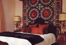 Dream bedroom ideas / by Rachel Wernicke from Redcliffe Style