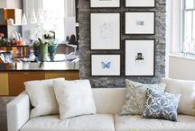 Ideas of Home Decoration and Style (Idéias de Decoração e Estilo para minha casa / by Juliana Ramalho