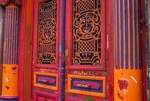doors & windows / by Sherry Tharp