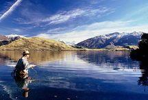 Fly Fishing / by Brennan McCurdy