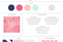 design & typography / by Amy's Bridal Boutique