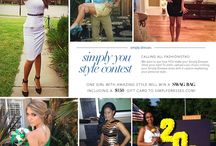 Contests! / #contests #giveaways #win / by Simply Dresses