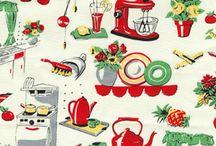 Fabrics / by Debra Clemence-Roman