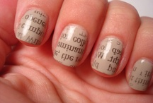 makeup, nails / by Stephanie Carrasco Howard
