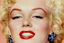 PEOPLE - Marilyn Monroe / by Jennifer Chapa