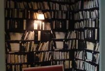 Book Shelves / by Brayton Interiors