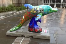 Wild Dolphins! / We are supporting the Wild Dolphins trail in Aberdeen this summer! We have sponsored Bon Accord Beauty (who you can find at Marsichal College) which is just one of 50 amazing dolphin sculptures that can be found all over the city until August 29.  Find out more at www.wilddolphins.org.uk #wilddolphins @WildDolphins2014 / by VisitAberdeen