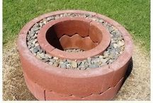 Fire pit / by Lisa Kent