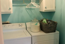 Laundry Room Makeover / by Ten23 Designs