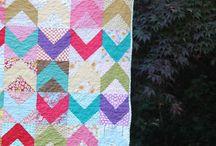 Quilt Ideas / by kandice petorak