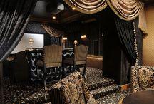 Home Theater / by Dawn Czech