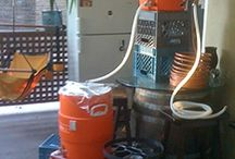 Homebrewing . . . / About Homebrewing beer  / by Gary Wightman