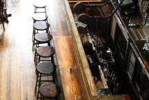 Stores, Shops, Restaurants, Bar & Pub / by Victor Martinez
