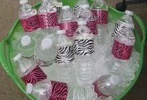Party ideas / by Stephanie Rife