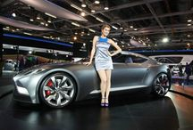 Auto Expo 2014 / Here's a glimpse of the Hyundai Pavilion and its cars at the Auto Expo / by HyundaiIndia