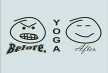 Yoga / by Ilyssa Ingenthron