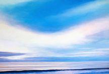 Surf & Beach / water, liquid, sea, ocean, sand, & etc / by Shinichi Fukui