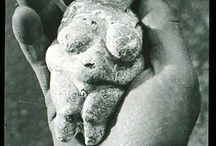 artifacts-women  / Women as seen though out time / by Sherrie Martin