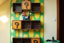 ben & micah's room / by Jamie Coupaud