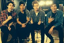 5 Seconds Of Summer <3 <3 / by sidney salyer