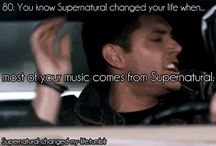 Supernatural Love / by Shelby Caron