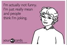 funny / by Stephanie Seel