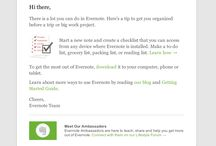 Evernote: getting the most out of / by Jennifer Swain