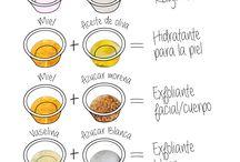 tratamientos caseros / by Karina Troncoso
