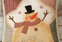 snowmen / by Betty Romig