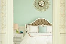 Bedrooms / by Amy Kelly | That Winsome Girl