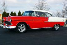 Bowtie  / 55-56-57 Chevrolet (Cars,Trucks & Corvettes)   / by David Poskey