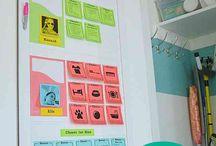 Chores ideas / by Andrea Stefkova