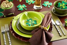 St. Patrick's / St. Patrick's Day decorations and treats. Easy is the theme here. Nothing crazy or complicated.  / by Carol Gallmeyer