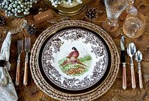 ~Decor~TaBleScapes~ / by ⭐Goldenwings⭐
