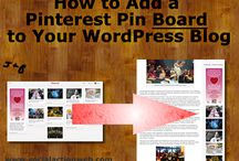 WordPress Stuff / by Story Bistro