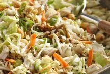 **Salads / by Miranda Memmott