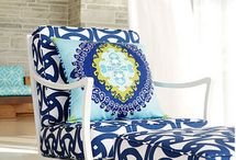 upholstery inspiration / by Jessie Challa