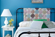 Bedrooms to Cozy Up In / by Gesika Cline
