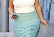 Kim Kardashian / by Brittany of www.BrillianceOfB.com