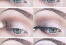 Make up how-to's / by Natalie Herard